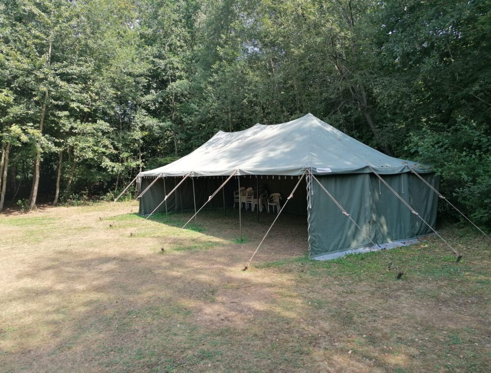 10x5 meter tent